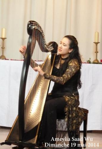 Ameylia Saad Wu