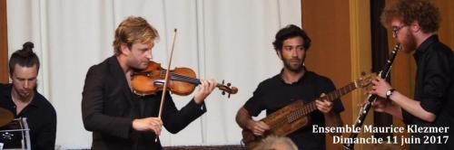 Ensemble Maurice Klezmer