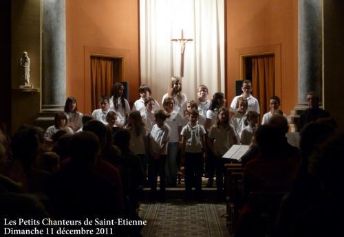 Petits chanteurs St Etienne
