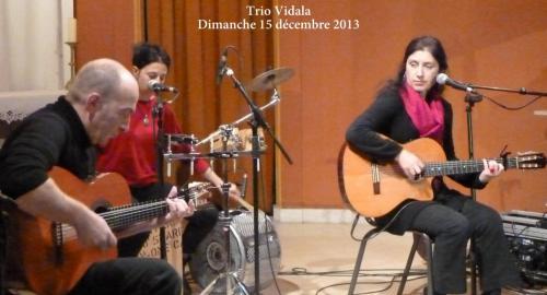 Trio Vidala