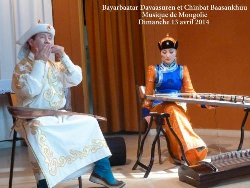 musique mongole